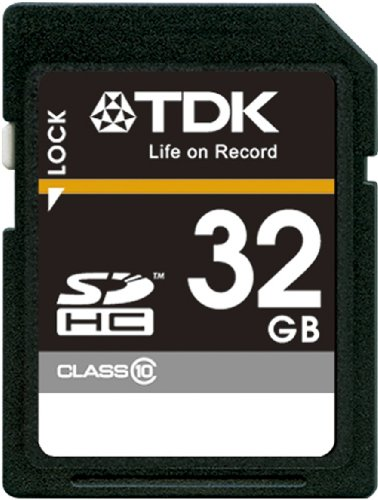 【Amazon.co.jp限定】TDK SDHCカード 32GB Class10 (5年保証) [フラストレーションフリーパッケージ (FFP)] T-SDHC32GB10-FFP