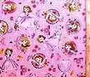 キャラクター生地 ちいさなプリンセス ソフィア(ピンク)#8