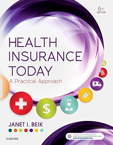 Download Health Insurance Today: A Practical Approach, 6e 0323400744