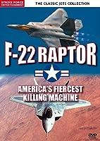 F22 Raptor: America's Fiercest Killing Machine [DVD] [Import]
