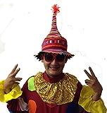 LACOSTE 帽子 gangnumsky-rainbowパーティー帽子18