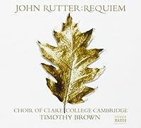 Rutter: Requiem by RUTTER (2003-04-29)