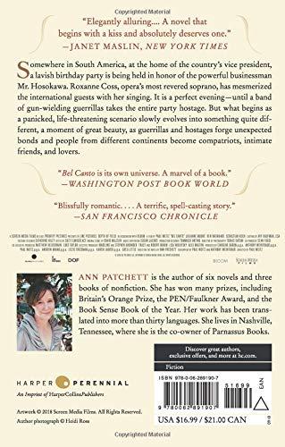 HarperCollins『BelCanto[MovieTie-in]』
