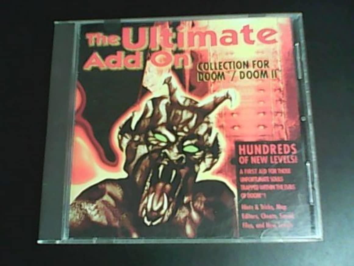 骨折脱走自発的The Ultimate Add On Collection for Doom/Doom II (輸入版)