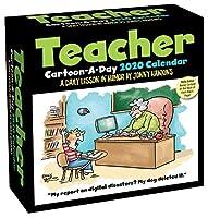 Teacher Cartoon-A-Day 2020 Calendar