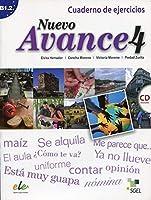 Nuevo Avance 4 Exercises Book + CD B1.2 (Spanish Edition) by Concha;Moreno Rico, Victoria;Zurita S?enz de Navarrete, Piedad Moreno Garc?a(2012-11-20)