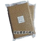 【令和2年産 残留農薬不検出】秋田県産あきたこまち 玄米10kg(真空パック2.5kg×4)