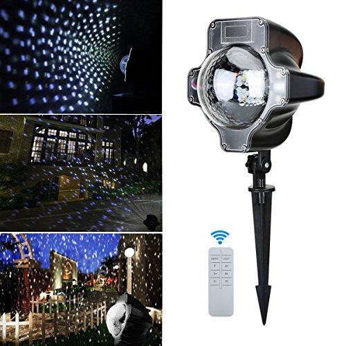 プロジェクターライト CAMTOA 投影ランプ LED 投影...