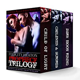 Prophecy Trilogy (Vampires Realm Romance Series Book 0) by [Heaton, Felicity]