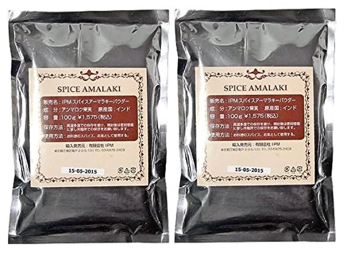 I.P.Mスパイスアーマラキー(天然染料100%) 2個セット 200g