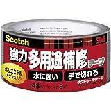 3M スコッチ 強力多用途補修テープ 48mm幅x9m DUCT-09