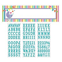 amscan 120144 new baby personalise it giant sign banner アムスキャン
