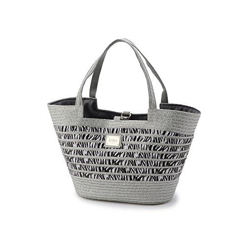 (エヴェックス バイ クリツィア) EVEX by KRIZIA アニマルブレードバスケットバッグ U5121521__ - オフホワイト(04)