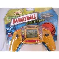 Basketball Slam Dunk Joystick Game ; Trivia Card included