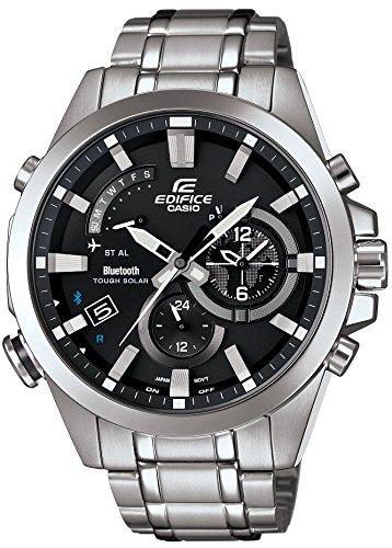 CASIO カシオ腕時計 エディフィス  ソーラー時計 EQB-510D-1AJF