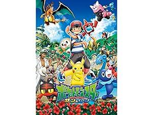 ポケットモンスター サン&ムーン DVD