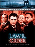 Law & Order: Second Year [DVD] [Import]