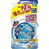 【大容量】トップ スーパーナノックス 洗濯洗剤 液体 詰め替え 950g