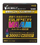 Best アミノ酸パウダー - 明治 スーパーヴァームパウダー パイナップル味 10.5g×12袋 Review