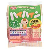 亀田製菓 野菜とりんごハイハイン 16包入