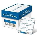 Hammermill–Fore MPリサイクルカラー用紙、20lb、8–1/ 2x 11、クリーム、500シート/ Ream