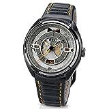 [レック] 腕時計 P-901-03 メンズ 正規輸入品 ブラック