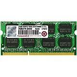 Transcend ノートPC用メモリ PC3-8500 DDR3 1066 2GB 1.5V 204pin SO-DIMM (無期限保証) TS256MSK64V1U