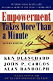 Empowerment Takes More Than a Minute (English Edition)