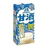 森永製菓 甘酒 紙パック 1L ×6本