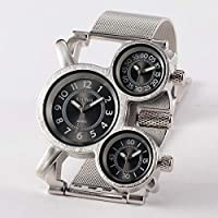 2d25258d7c KC , s Leather Craft Watchブレスレット3コンチョターコイズMovement ...