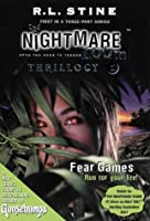 Fear Games (The Nightmare Room Thrillogy)