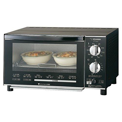 象印 オーブントースター 温度調節機能つきトースト4枚対応ET-GS30-TM