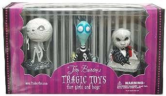 Tim Burton's Oyster Boy - PVC Set #2: Toxic Boy