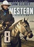 8-Movie Western Collection Featuring Sam Elliott [DVD]