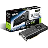 ASUS NVIDIA GeForce GTX1080搭載ビデオカード メモリ8GB TURBO-GTX1080-8G