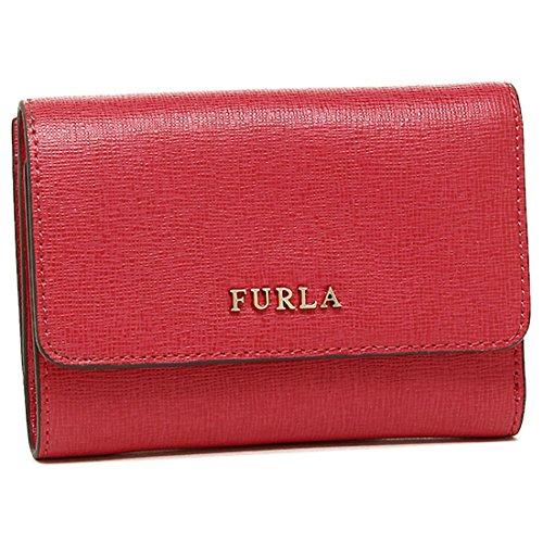 [フルラ] 折財布 FURLA 872819 PR76 B30 RUB レッド [並行輸入品]