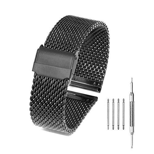 premium selection 6f6c3 9b5a1 メッシュ 時計ベルト その他のアクセサリー 通販・価格比較 ...