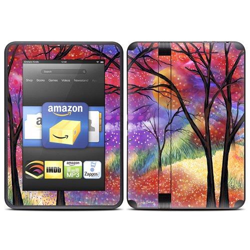 DecalGirl スキンシール Kindle Fire HD(2012年モデル)専用スキン - Moon Meadow