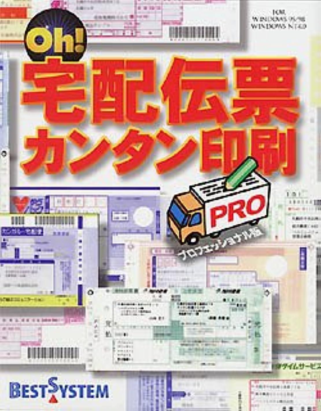 メモポジション結核Oh! 宅配伝票カンタン印刷Pro