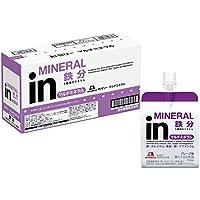 ウイダー inゼリー マルチミネラル グレープ味 (180g×6個) 栄養補助ゼリー 10秒チャージ 5種類のミネラル配合 栄養機能食品(鉄・カルシウム・亜鉛・銅)