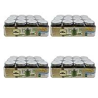 Kerr 0519wide mouth jar quart 32oz (ケースof 12) 4 Pack - 16oz, 12 ct