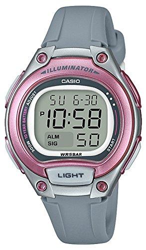 [カシオ]CASIO 腕時計 スタンダード LW-203-8AJF レディース