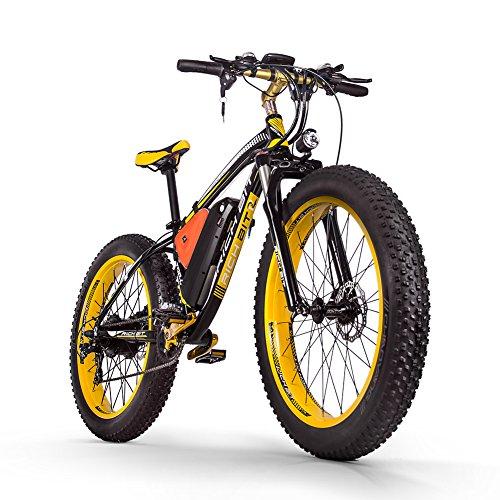 RICH BIT 022 電動アシスト自転車 17×26インチ...