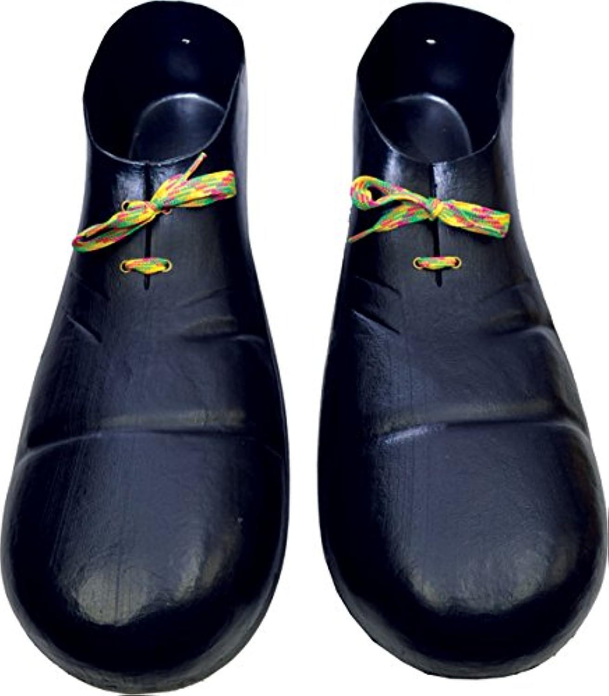WMU Clown Shoe 16 Inプラスチックブラック