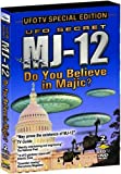 UFO Secret: Mj-12 Do You Believe in Magic [DVD] [Import]