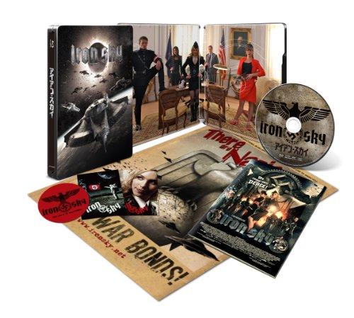 アイアン・スカイ Blu-ray 豪華版(初回数量限定生産)の詳細を見る