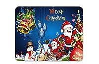 ハッピークリスマスマウスパッドマウスパッド