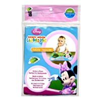 Neat Solutions Table Topper, Disney Minnie Mouse, 18-Count by Disney
