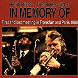 In Memory of: First and Last Meeting in Frankfurt and Paris 1988 画像