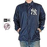 ニューエラ メジャーリーグ ナイロン コーチジャケット ヤンキース ネイビー/ホワイト 紺 帽子 NEWERA MLB NYLON COACH JACKET YANKEES(MLB) NAVY/WHITE 11321775